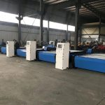 square round tube cnc metal plasma cutting machine