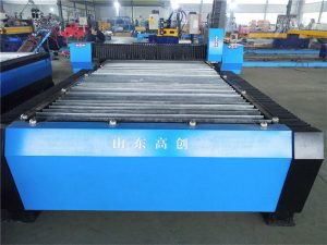 economical cnc plasma cutting aluminum machine for metal carbon steel