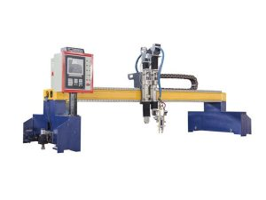 oxygen acetylene cutting torch flame track cutter machine gantry automatic cnc plasma cutter mini price