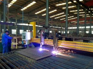 cnc cutting machine plasma and oxyfuel