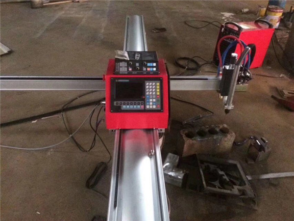 high quality portable cnc plasma cutting machine/ cnc plasma cutter for stainless steel and metal sheet