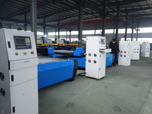 Jinan sheet metal cutting machine cnc plasma cutter cheap 1325 price