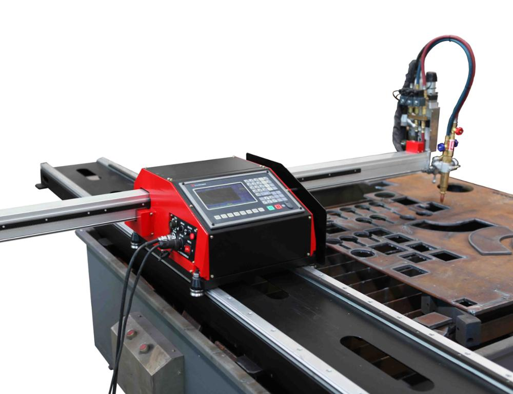 Plasma cutting function requires additional torch height control and air plasma
