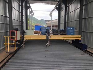 hot sale cut-8 cnc plasma flame gantry type cutting machine plasma cutting machine