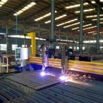economical gantry-type cnc flame,plasma cutting machine