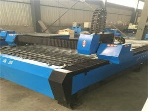 steel tube steel plate cnc plasma cutting machine with rotary axis 125A