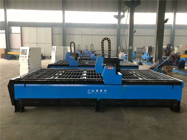 cnc arc plasma bench cutting machine