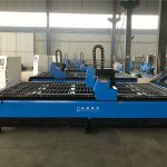 large cutting force jiaxin-1325 1330 1530 hypertherm cnc plasma cutting machine