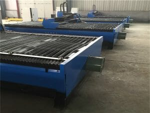 automatic metal sheet cnc plasma cutting machine