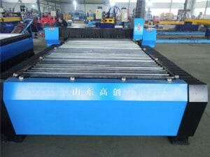 china high quality cnc plasma cutting machine