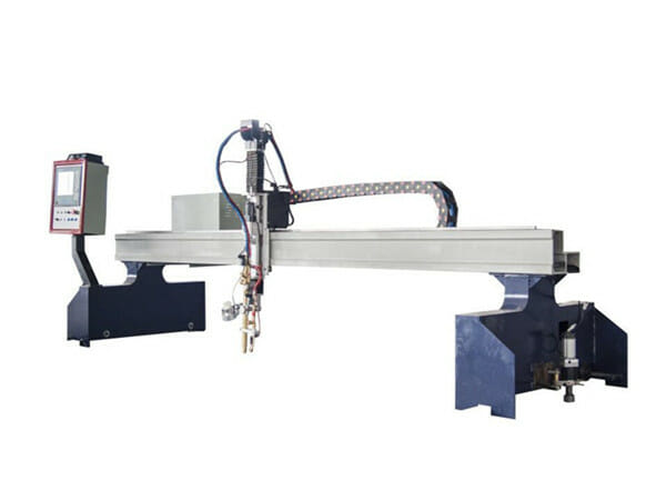 gas flame cnc plasma cutting machines for carbon steel