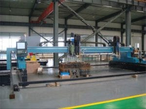 high speed high definition cnc plasma cutting machine