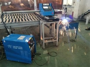 1500*2500mm flame,plasma cnc cutting machine